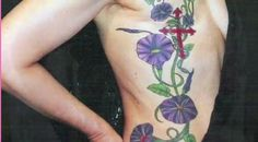 Breast cancer scar tattoos  | Using the Art of Tattooing to Cover Breast Cancer Scars [VIDEO]