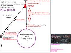 aerial hoop rigging - Google Search