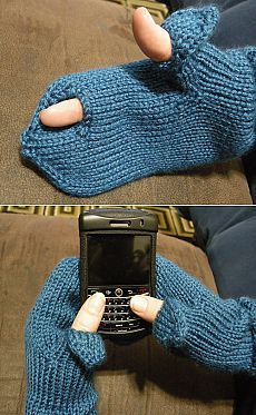 Knitting gloves tutorial patterns Ideas for 2019 Loom Knitting, Knitting Stitches, Hand Knitting, Knitting Patterns, Crochet Fingerless Gloves Free Pattern, Crochet Gloves, Beginner Knit Scarf, Knitting For Beginners, Freeform Crochet