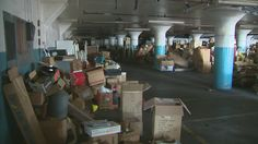Former Armstrong factory in West Haven CT may get new life www.wtnh.com I am sure there is some great old stuff in here!
