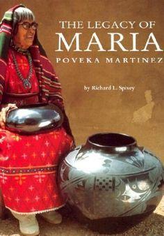 The Legacy of Maria Poveka Martinez by Richard L. Spivey, http://www.amazon.com/dp/0890134197/ref=cm_sw_r_pi_dp_td6aqb0W7R6WZ