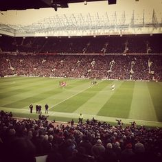 Old Trafford pauses to remember those who perished in the Munich air disaster, 56 years ago this week. We will never forget. 9.2.2014.