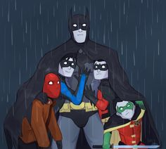 Protect the Robins. <3