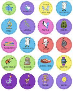 IMG_9814 Finnish Words, Primary English, Early Childhood Education, Social Skills, A Team, Psychology, Kindergarten, Preschool, Presentation