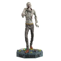 Just because zombies can't drown doesn't mean that the water does them much good, as demonstrated by this terrifying emaciated figure on The Walking Dead. This
