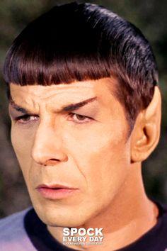 """Leonard Nimoy Spock Star Trek TOS Vulcan Science Officer Spock from Star Trek Episode """"The Alternative Factor"""" Star Trek Cast, Watch Star Trek, Star Trek Spock, Star Trek Enterprise, Star Trek Voyager, Star Trek 50th Anniversary, Star Trek Universe, Marvel Universe, Star Trek Poster"""