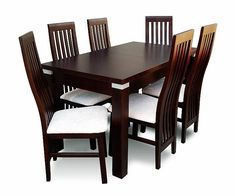 TABLE S 22 + 6 CHAIR K 43 S