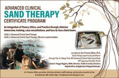 The Center for Culture and Sandplay: Advanced Clinical Sand Therapy Certificate Program