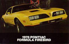 1978 Pontiac Firebird Formula