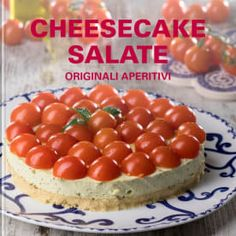 Cheesecake salate – Cookidoo® – la nostra piattaforma ufficiale di ricette per Bimby® Quiche, Cheesecakes, Finger Foods, Baked Potato, Mousse, Cupcake, Good Food, Food And Drink, Baking