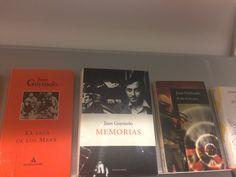 Juan Goytisolo (1931-4 de junio 2017). En este expositor de la primera planta tenéis una selección de sus obras. Peter Handke, Cover, Books, March 21, International Day Of, Door Prizes, Writers, Libros, Book