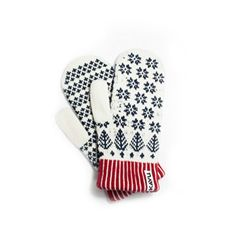 The Kavu Trudy Gloves are timeless. These mittens are sporty yet sophisticated with their Nordic-Americana style. These retro style mittens are perfect when paired with Kavu\'s Hazel Beanie as well. Outdoor Brands, Layer Style, Fall Winter 2015, Winter Wonderland, Style Guides, Mittens, Merino Wool, Retro Fashion, Gloves