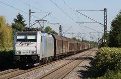 German rail freight decline continues
