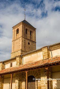 Iglesia de San Juan. Valderas. León. Castilla y León. España. © Javier Prieto Gallego