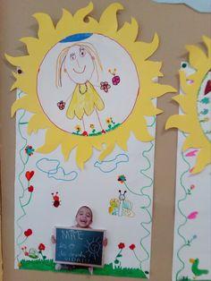 Mãe, és o sol da minha vida   foi o mote deste ano para o trabalho sobre a mãe, para expor naGaleria de Artes do nosso Jardim de Infância....