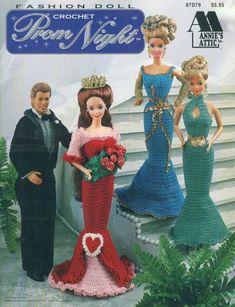 Annies Attic Fashion Doll Prom