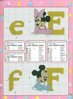 Gallery.ru / Фото #9 - punto de cruz Disney 7 - anfisa1