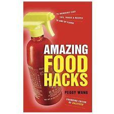 Amazing Food Hacks - Wang, Peggy 9780770434410