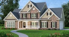 2965 Square Feet 4 Bed/2 Bath Best Selling House Plan
