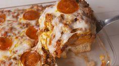 Garlic-Knot Pizza May Make You Skip Takeout Tonight