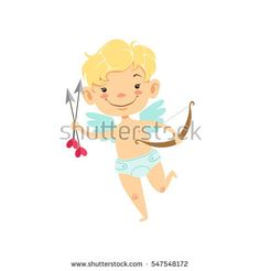 stock-vector-boy-baby-cupid-with-arrows-and-bow-winged-toddler-in-diaper-adorable-love-symbol-cartoon-character-547548172.jpg (450×470)