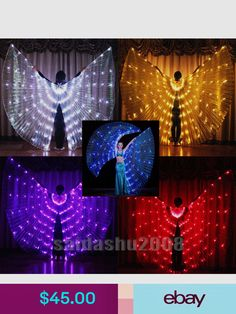 dance-led Costume Accessories #ebay #Clothing, Shoes & Accessories