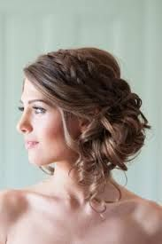 Image result for thick hair updos for prom