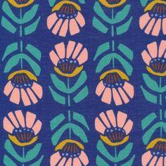 Floret - Iris Organic Cotton Batiste - Fabric HQ