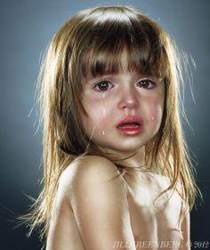 Crying Babie, by Jill Greenberg, 2012