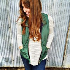 Regram! We're green with envy—that vest looks amazing on you, @nataliecreates! Don't forget to tag your #StitchFix style for a chance to be featured on Instagram.