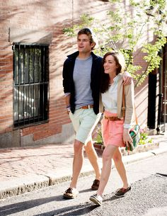 Kiel James Patrick and Sarah Vickers are absolutely my favorite couple.