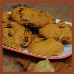 "Pumpkin Chocolate Chip Cookies III | ""I have been making these cookies for a couple of years now and always get a lot of compliments"""