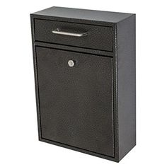 Tastemodern Suggestion Boxes Are Ideal As CommentBallot Boxes Or
