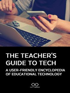 Does the idea of exploring technology overwhelm you? Do you ever wish someone would just organize it all and explain it to you in clear, simple language? Then this is your lucky day. #CultofPedagogy Instructional Technology, Instructional Strategies, Teaching Strategies, Educational Technology, Instructional Coaching, Educational Leadership, Teaching Resources, Technology Tools, Technology Integration