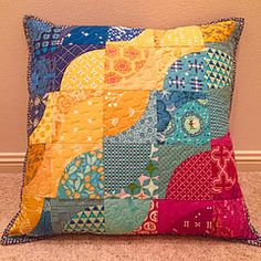 modern quilted cushions - Google Search
