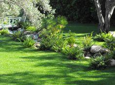 Ponds and waterfalls - mediterranean - Landscape - Santa Barbara - Garcia Rock And Water Design