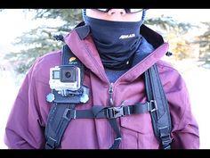 PolarPro StrapMount-GoPro BackPack / Scuba / Life Jacket Mount