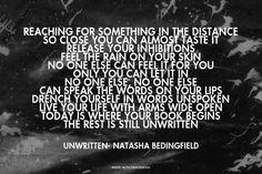 natasha bedingfield unwritten lyrics - Google Search