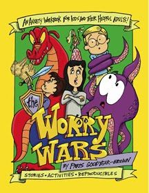 Worry Wars book about dealing with anxieties- Oooh this would be perfect for a couple of my students!!!