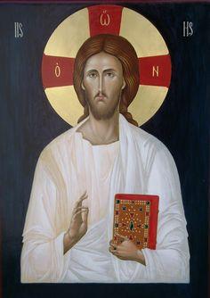 IC XC NIKA Religious Images, Religious Icons, Religious Art, Byzantine Icons, Byzantine Art, Papa Francisco Frases, Christ Pantocrator, Jesus Christus, The Cross Of Christ