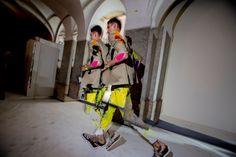 The Scene | Milan Men's Fashion Week: Versace | tbFAKE