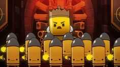 Enter the Gungeon has a cute animated trailer: Enter the Gungeon is a title I've been keeping an eye on. Any game that name checks Binding…