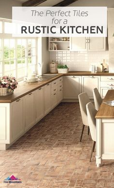 Slikovni rezultat za rustic patchwork retro moroccan tiles with gloss kitchen