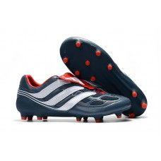 Adidas Predator Futbol - Comprar Adidas Predator Precision FG Botas de futbol  Azul Blanco rojo 521703687d4e1