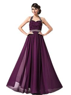 JL06 PURPLE SIZE 8-20 beading Evening Dresses party full length prom gown ball A-lINE Chiffon And Sequined Evening Dress (8) LondonProm http://www.amazon.co.uk/dp/B00DEKZISM/ref=cm_sw_r_pi_dp_v3gVtb1BC2GRG978