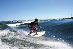 The St Lawrence's Lachine rapids reach as high as two metres, creating one of the world's largest standing waves. Surf Habitat It's on the Bucket List. Province Du Canada, The Province, Beau Site, Saint Laurent, Thing 1, St Lawrence, Learn To Surf, Of Montreal, The St
