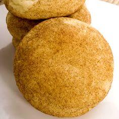 The best snickerdoodles ever!! http://allrecipes.com/recipe/mrs-siggs ...