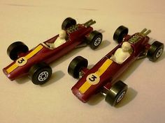 Matchbox Lesney No 19 Crimson Lotus F1 Racing Car X 2 Cars In Good Order - http://www.matchbox-lesney.com/?p=19549