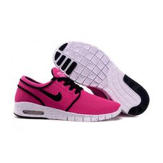 the latest b44a7 64946 Nike SB Stefan Janoski Max Pink Black Women,Discount shoes,cheap sneakers