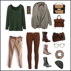 fall trends : be comfy with style !